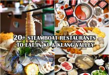 Best Steamboat and Buffet Restaurants in KL and Klang Valley