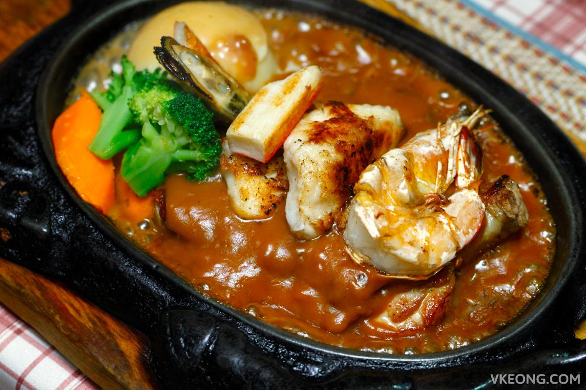Richard 39 S Top Taste Cafe Halal Western Food Seberang