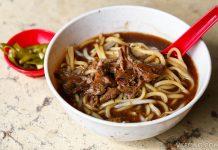 Soon Yen Duck Noodle Melaka