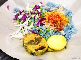 Warung Soho Nasi Dagang Gulai Ikan Tongkol