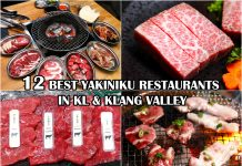 Yakiniku Japanese BBQ Restaurants in KL Klang Valley