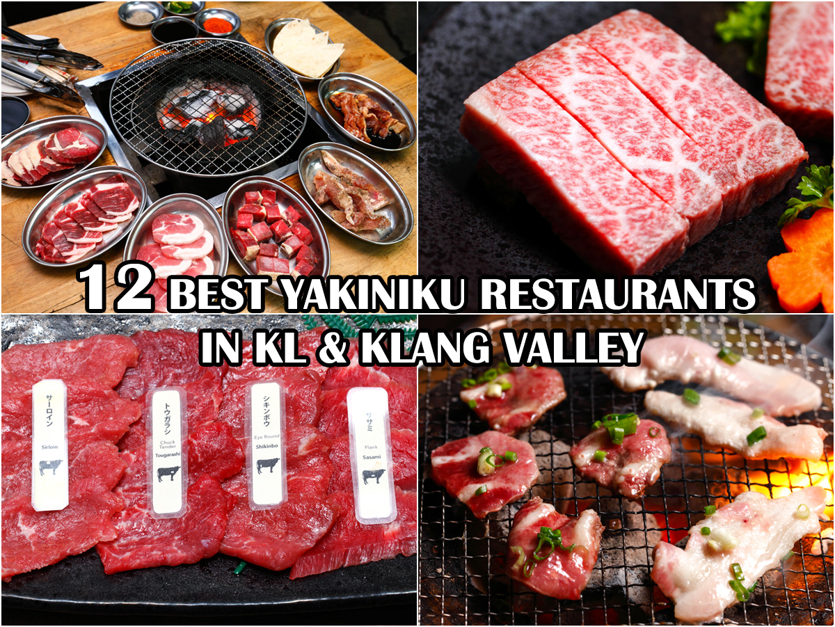 0472657127bb Best Yakiniku (Japanese BBQ) Restaurants to Eat in KL   Klang Valley