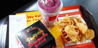 McDonald's Spicy Korean Burger Set Meal