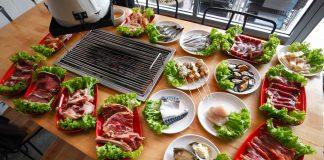 Medini's Barbecue Restaurant Ampang - BBQ Buffet