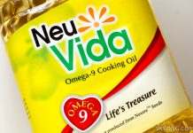 Neuvida Omega-9 Healthy Cooking Oil