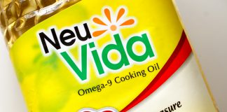 Neuvida Omega-9 Healthy Cooking Oil