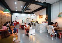 Blue Ribbon Restaurant Setapak