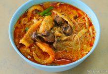 Ah Yee Curry Mee Kepong
