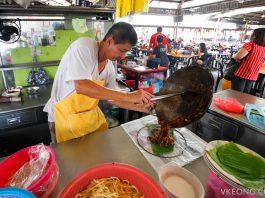 Charcoal Fried Hokkien Mee Jinjang
