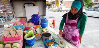 Kepong Nasi Lemak Drive Thru RM1