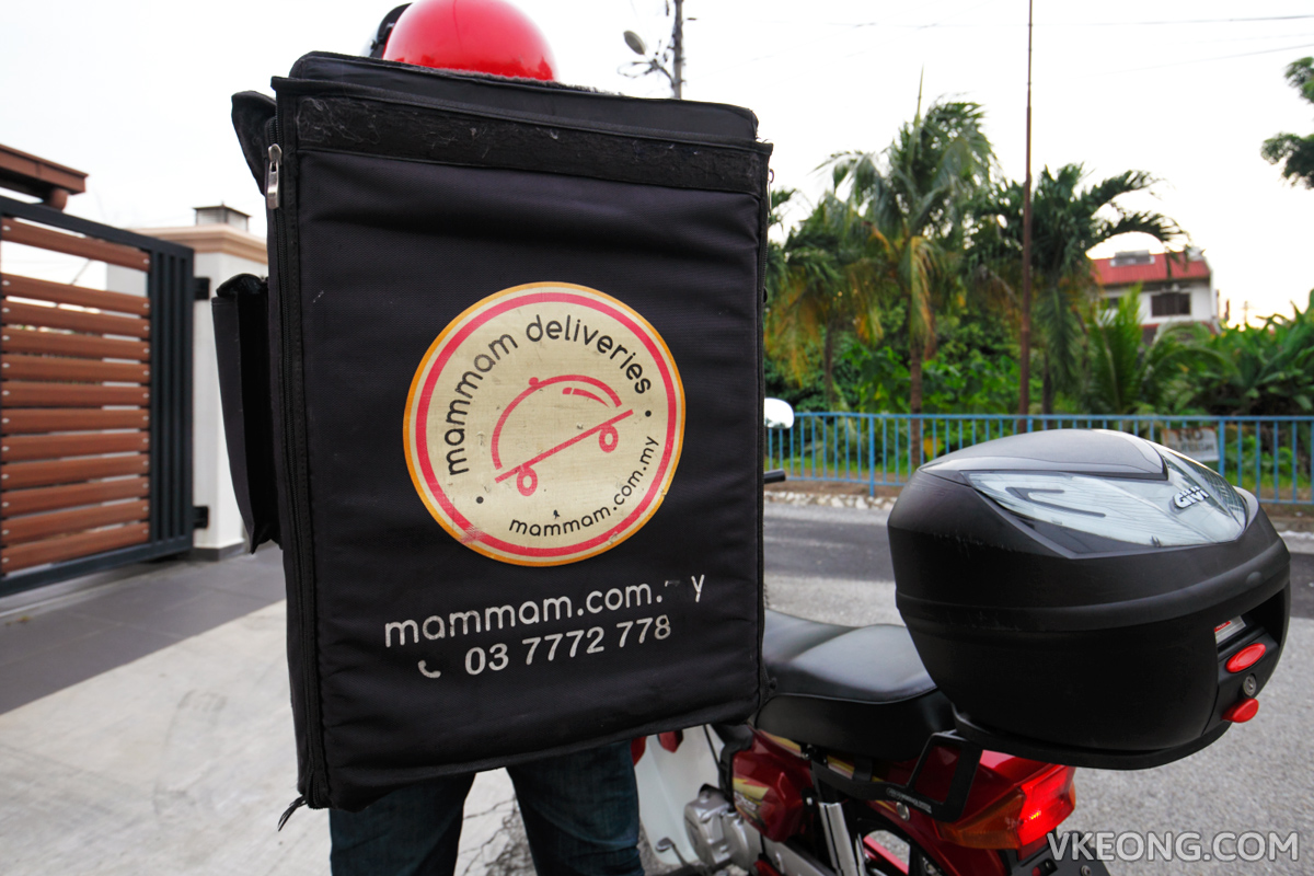 Mammam Food Delivery Malaysia