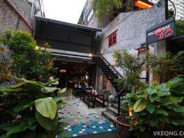 Pisco Bar & Restaurant Bukit Bintang