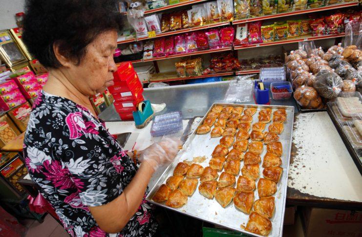 Sin Eng Heong Fresh Kaya Puff Ipoh