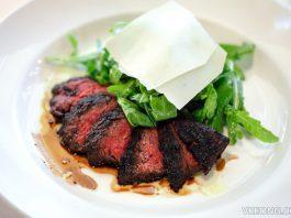 Osteria Mozza Beef Tagliata Marina Bay Sands