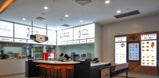 Wayback Burgers Melawati Mall