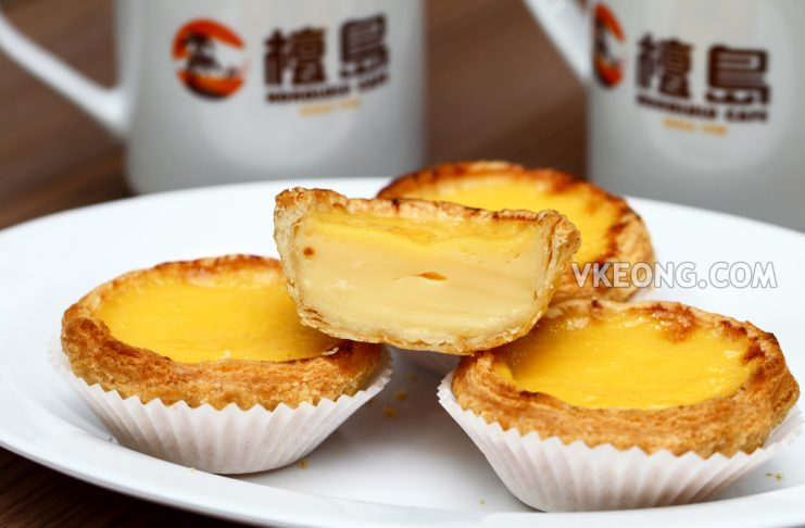 Honolulu-Cafe-Egg-Tart Sunway Pyramid