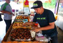 Kuih-Keria-Stall-Melaka Abang Botek Sungai Putat