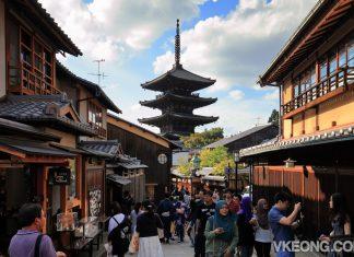 Kansai Kyoto Japan