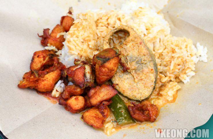 Nasi-Cikgu-Sue Original Nasi-Kak-Wok Ampang