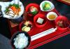 Shojin-Ryori-Enryaku-ji-Kaikan Buddhist Meal Japan