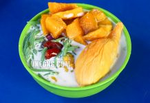 Warisan-Kak-Aini D24 Durian Cendol with Mangoes KL