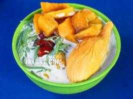 Warisan-Kak-Aini D24 Durian Cendol with Mangoes KL