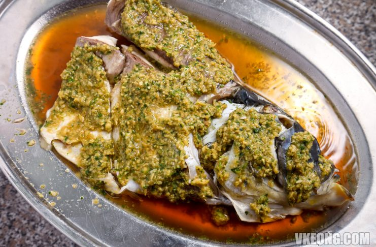 Fatty-Old-Klang-Road-Bak Kut Teh Steam Fish