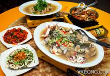 Puchong-Steamed-Fish-Seafood-King Restoran Kari Kepala Ikan Tiga