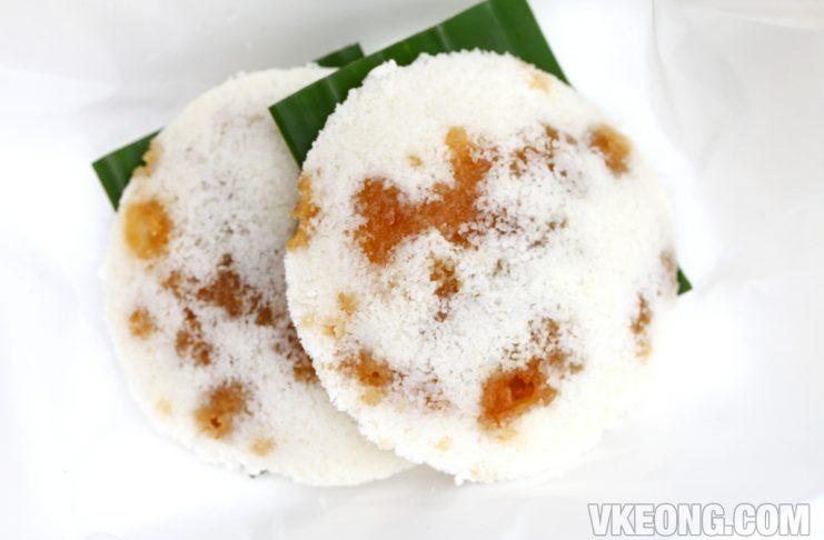 Putu-Piring-Abah Nilai Kelapa Manis flavor