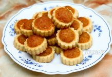 Mum's-Tart-Homemade-Pineapple-Tarts Kuala Lumpur Halal