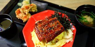 Bonta Bonta Unagi Don J's Gate Dining Lot 10 Bukit Bintang