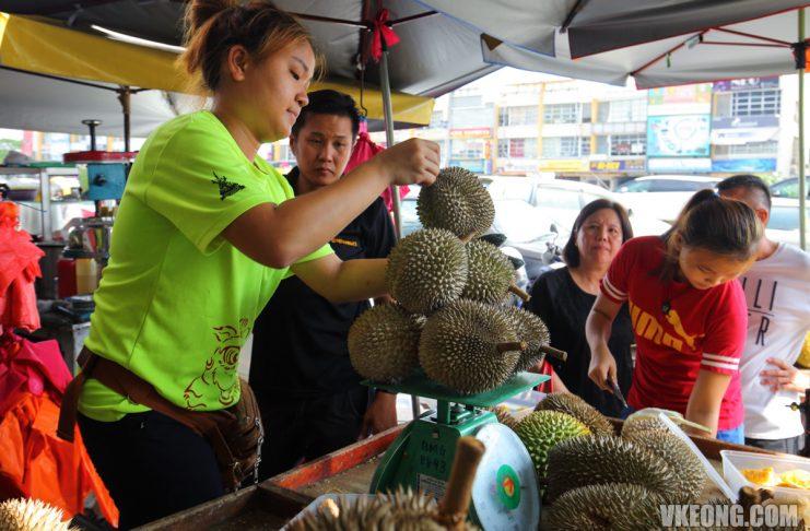 Klang-Durian-Mei-Mei-Stall