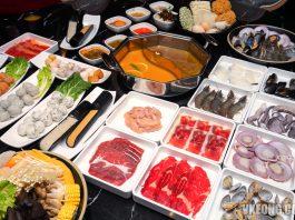 Kung Fu Panda Kitchen Steamboat Buffet Sunway Pyramid