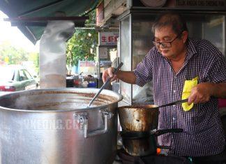 Ah Heng Beef Noodle Argyle Jalan Ipoh KL