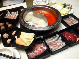 Fei-Fan hotpot buffet steamboat SS15