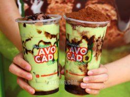 Melaka-Avocado-Choc Avocado Shake