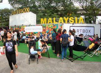 Artbox-Malaysia-2018 Sunway Kuala Lumpur