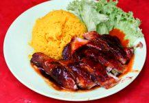 Tokwan-Nasi-Ayam-Golek KL Mindef