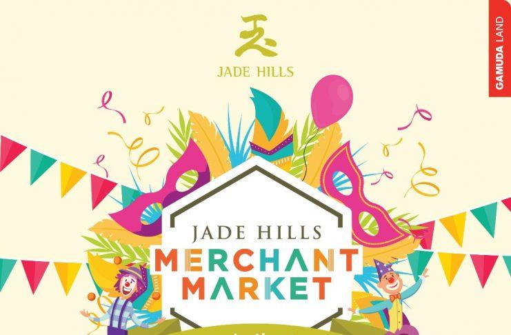 Jade Hills Merchant Market Kajang