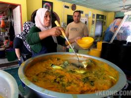 Gulai-Patin-Tempoyak-Temerloh Kancil Raja Patin Sungai Pahang