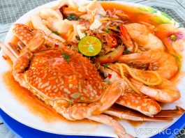 Pak-Tam-Mee-Seafood-Penang By The Beach Teluk Kumbar