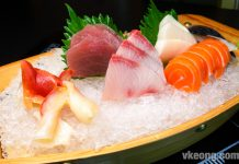 Iketeru The Hungry Deal Japanese Buffeet Hilton KL with Menu