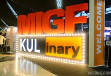 MIGF KULinary KLIA 2019